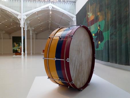 Museo Reina Sofía de Madrid expone 60 años de trabajo artístico de la colombiana Beatriz González