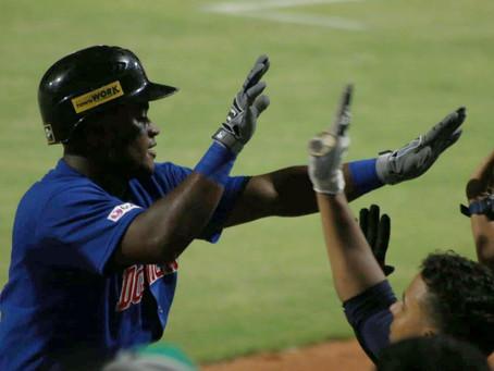 República Dominicana logró una nítida victoria 7-2 sobre Puerto Rico