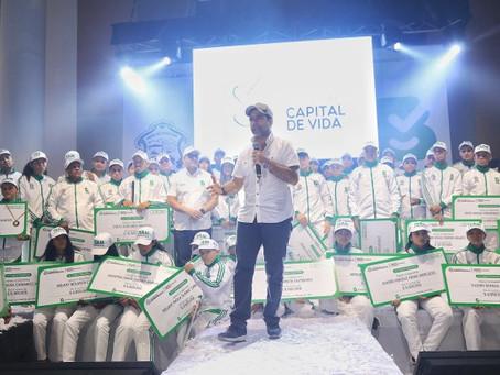 El Team Barranquilla recibió $1.500 milones