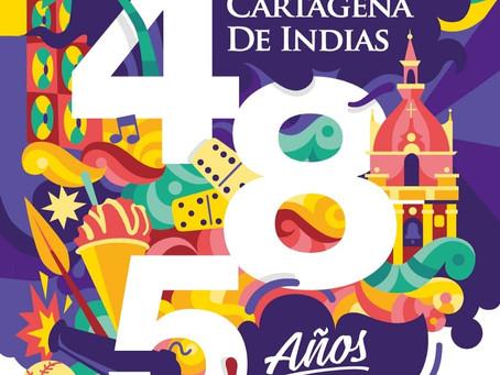 Cartagena celebrará sus 485 años