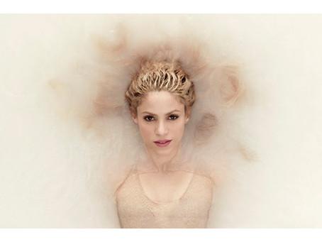 """Shakira gana grammy con su álbum """"El Dorado"""""""