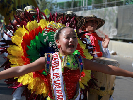 Fotos: Los colores de La Gran Parada de Comparsas