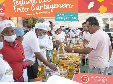 Hasta el 4 de febrero Cartagena disfrutará del Festival del Frito