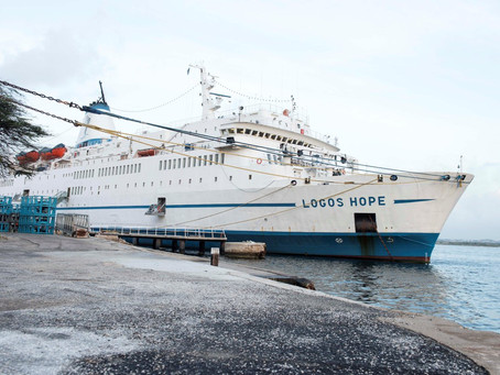 La librería flotante más grandel mundo estará en Barranquilla y Cartagena