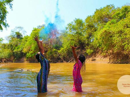 Waya, the Wayuu and contemporary art exhibition