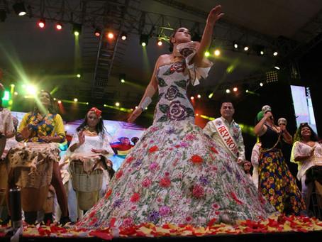 La Reina del Carnaval decretó el bando para la ciudad.
