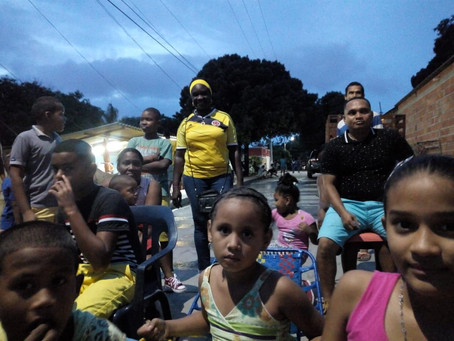 Nueva Colombia, el barrio afro de Barranquilla