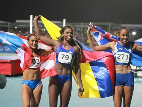 Caterine Ibargüen impone récord y gana oro en los Juegos Centroamericanos y del Caribe