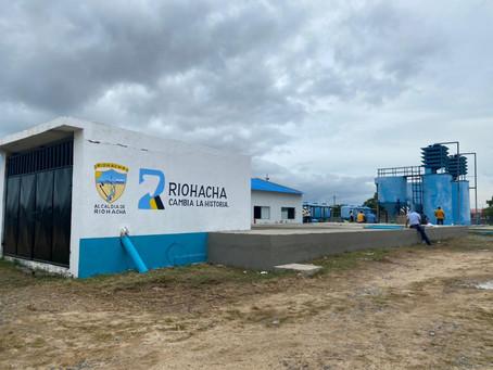 Acueducto Camarones: Iniciaria a funcionar desde mitad Julio