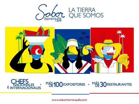 Sabor Barranquilla expone la gastronomía del Magdalena