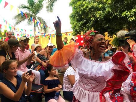 La Casa del  Carnaval recibió 3.000 visitantes durante los Centroamericanos