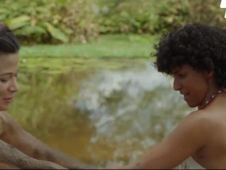 """Aida Bossa nos cuenta como recordó al Caribe interpretando a la """"Niña Emilia""""."""