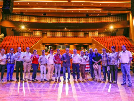 Uniatlántico tiene nuevo Teatro del Centro Cultural