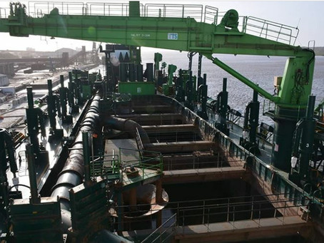 Por condiciones meteorológicas no se ha iniciado dragado en Bocas de Ceniza.