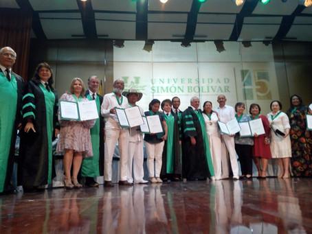 La Academia de Estudios del Caribe posesionó sus integrantes