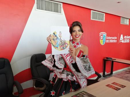 Así será la coronación de la reina del Carnaval del Atlántico