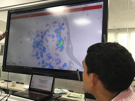 Plataforma digital permitirá analizar datos de delitos en el Atlántico