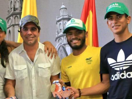 La nueva versión del team Barranquilla lo conforman 64 deportistas