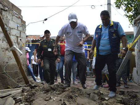 Soledad decreta calamidad por afectaciones ocasionadas por las lluvias