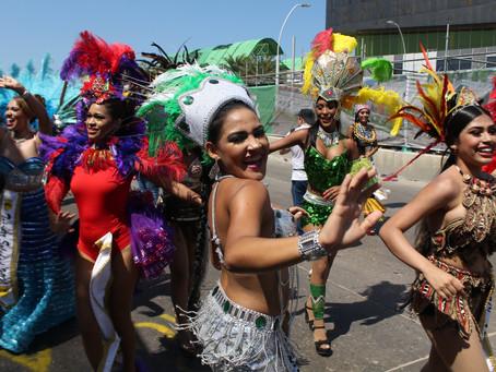 La Batalla de Flores, el desfile de la alegría