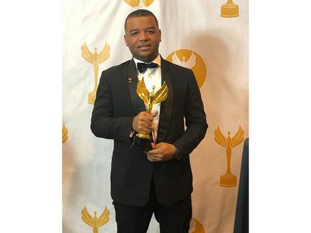 Guajiro recibe premio The Napolitan Victory Awards  por liderazgo