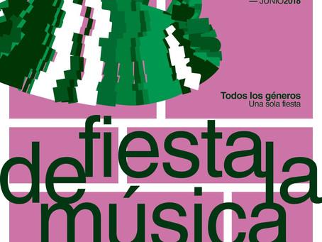 Programación para sábado, Fiesta de la Música en Barranquilla