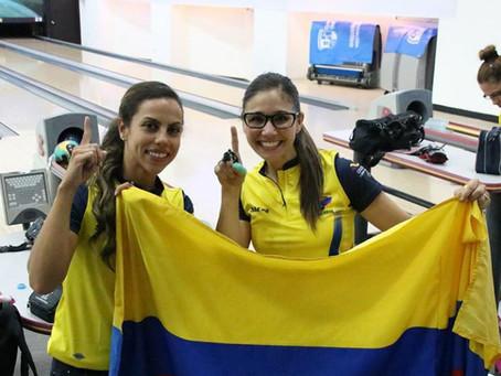 Colombia ganó siete medallas en la jornada nueve de los Centroamericanos