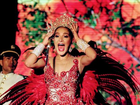 Fotos: Valeria Abuchaibe, una musa del Carnaval.