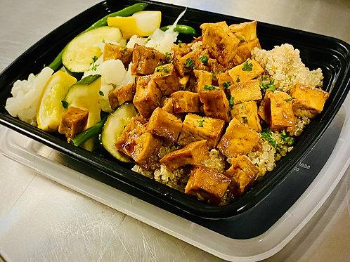 Tofu Keto Carb Meal