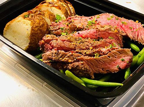 Steak Keto Carb Meal