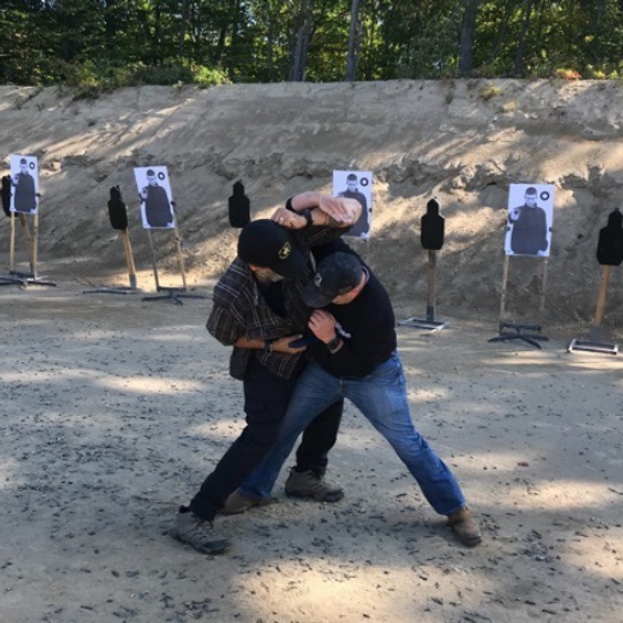 Ground Fighting and Close Quarter Pistol Operations