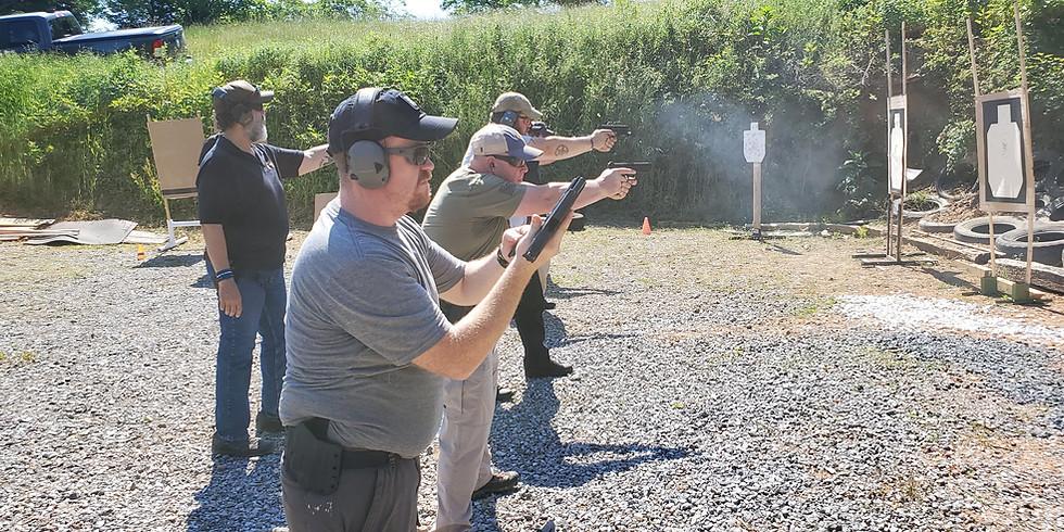 Reactive Pistol 1 in Mississippi