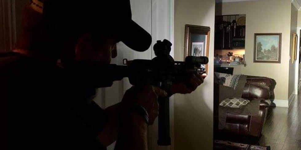 Low Light Firearms Training