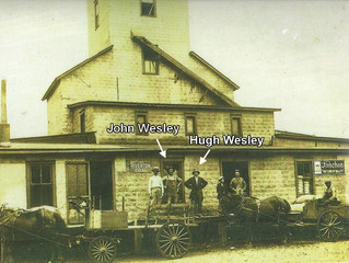Hugh Wesley - An Entrepreneurial Spirit  of Spirits