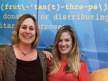 Welcome Jill Sarick Santos and Jennifer Eggersten to our new Board Members,