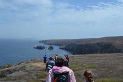 Hiking on SCI