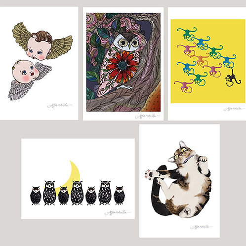 Greeting Cards C