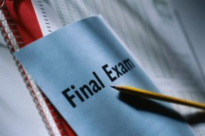 Term 3 Exam Timetable