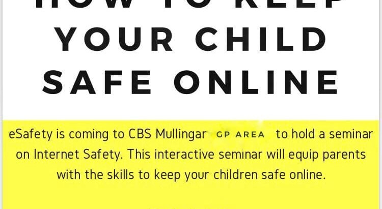 Web Safety Seminar for Parents