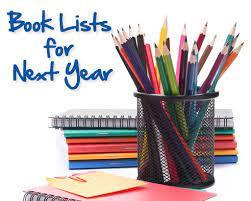 Booklist and Calendar go live.