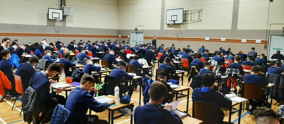 Students seeing benefit of Supervised Evening Study