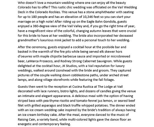 Michelle Wedding Description.png