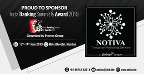 NOTIVA Partners with Synnex Group for the India Banking Summit 2019