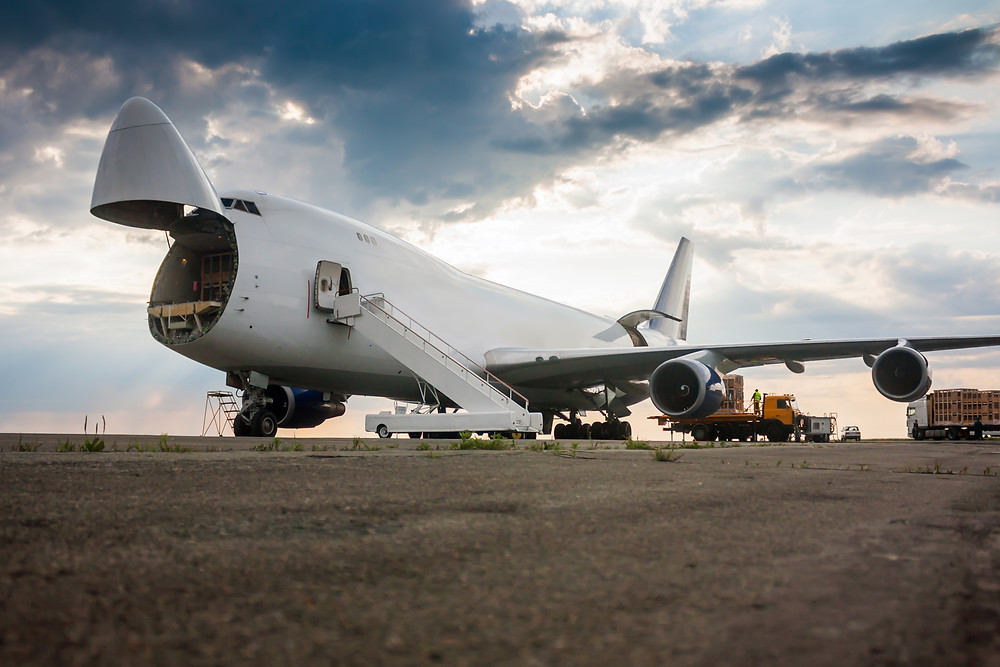 Air Cargo Charter Relief Supplies and Equipment