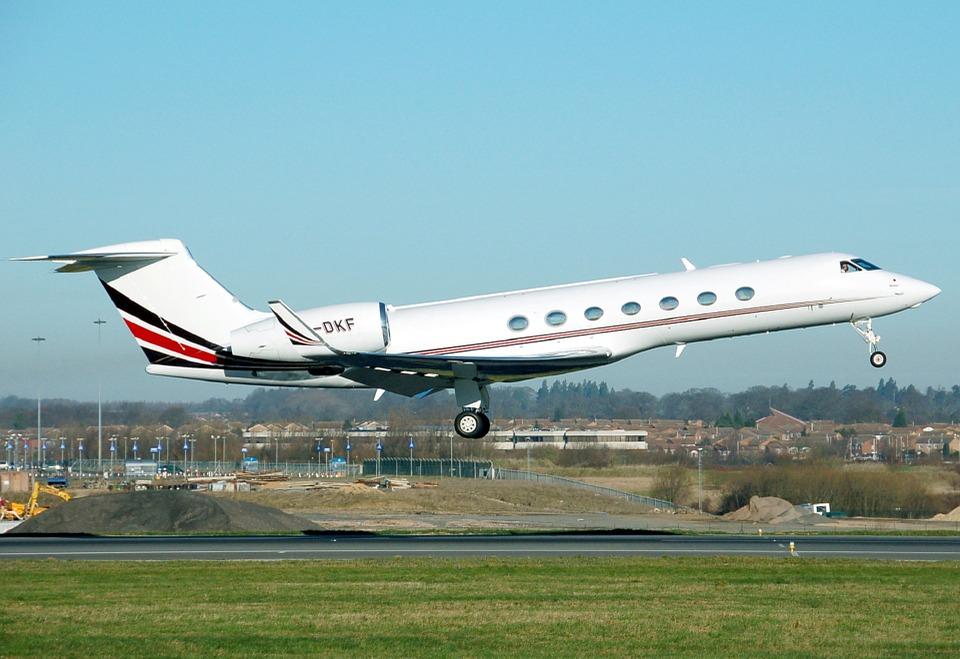 Gulfstream G550 - Heavy Jet