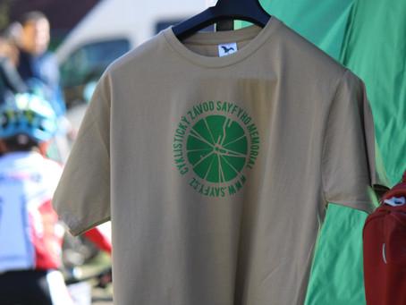 Nová kolekce triček