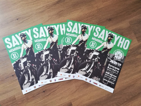 Plakáty jsou na světě!