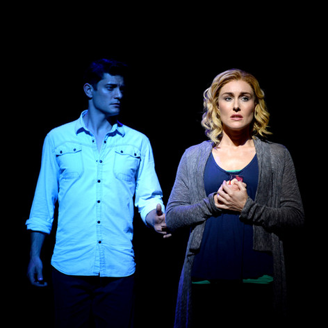 Best Actor Nomination in Ghost the Musical