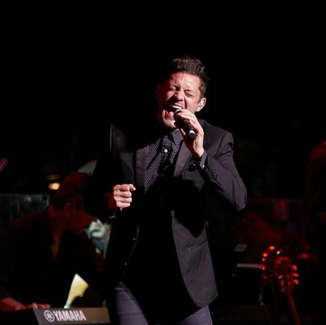 Singing at Sydney Opera House