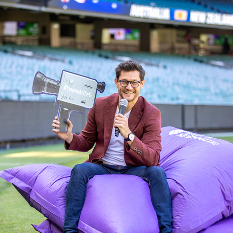 Hosting Cinema at The 'G'